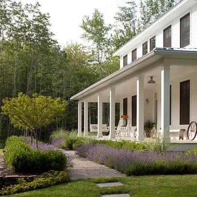 Image Result For Modern Farmhouse Landscaping Design