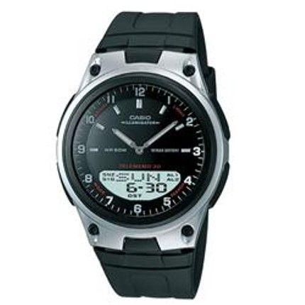 32d723a62f1  ShopFacil Relógio Masculino Casio Resistente à Água 50m AW-80-1AVDR - R  79