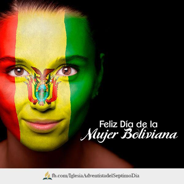 Dia De La Mujer Boliviana 11 De Octubre Photo Book Ladies Day Photo A todas vosotras, que sois unas verdaderas campeonas, os deseamos un feliz día de la mujer. mujer boliviana 11 de octubre