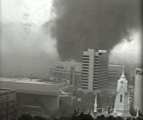 Remembering Salt Lake City S Tornado 10 Years Later Salt Lake City Downtown Salt Lake City Utah Temple City