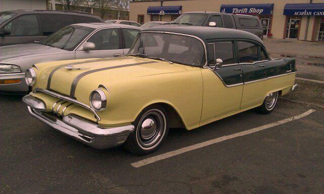 55 Pontiac Chieftain Pontiac Cars Pontiac Chieftain Pontiac