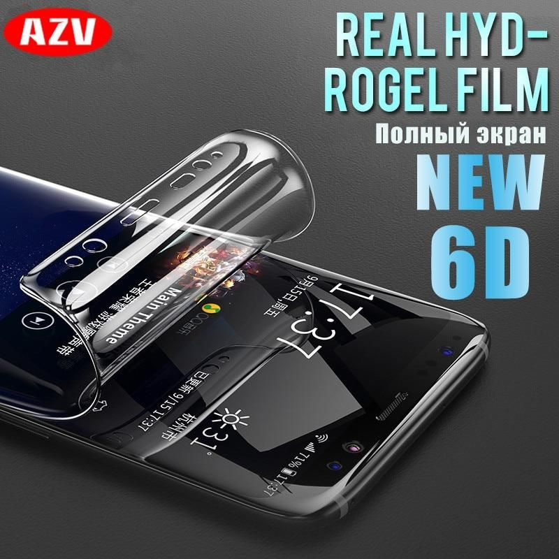 6D Full Cover Soft Hydrogel Film For Samsung S- Series