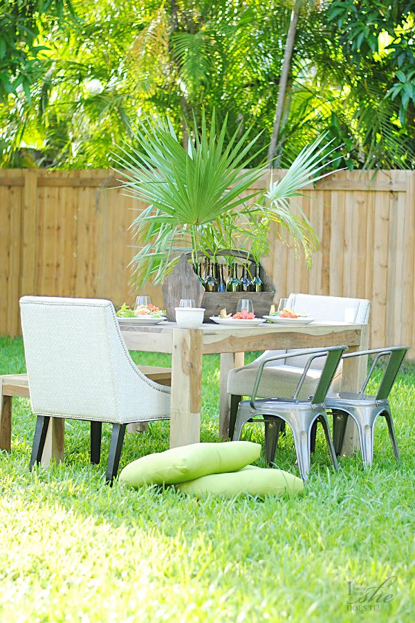 how to say goodbye to summer in style outdoor furniture sets home goods outdoor decor on outdoor kitchen essentials id=12781