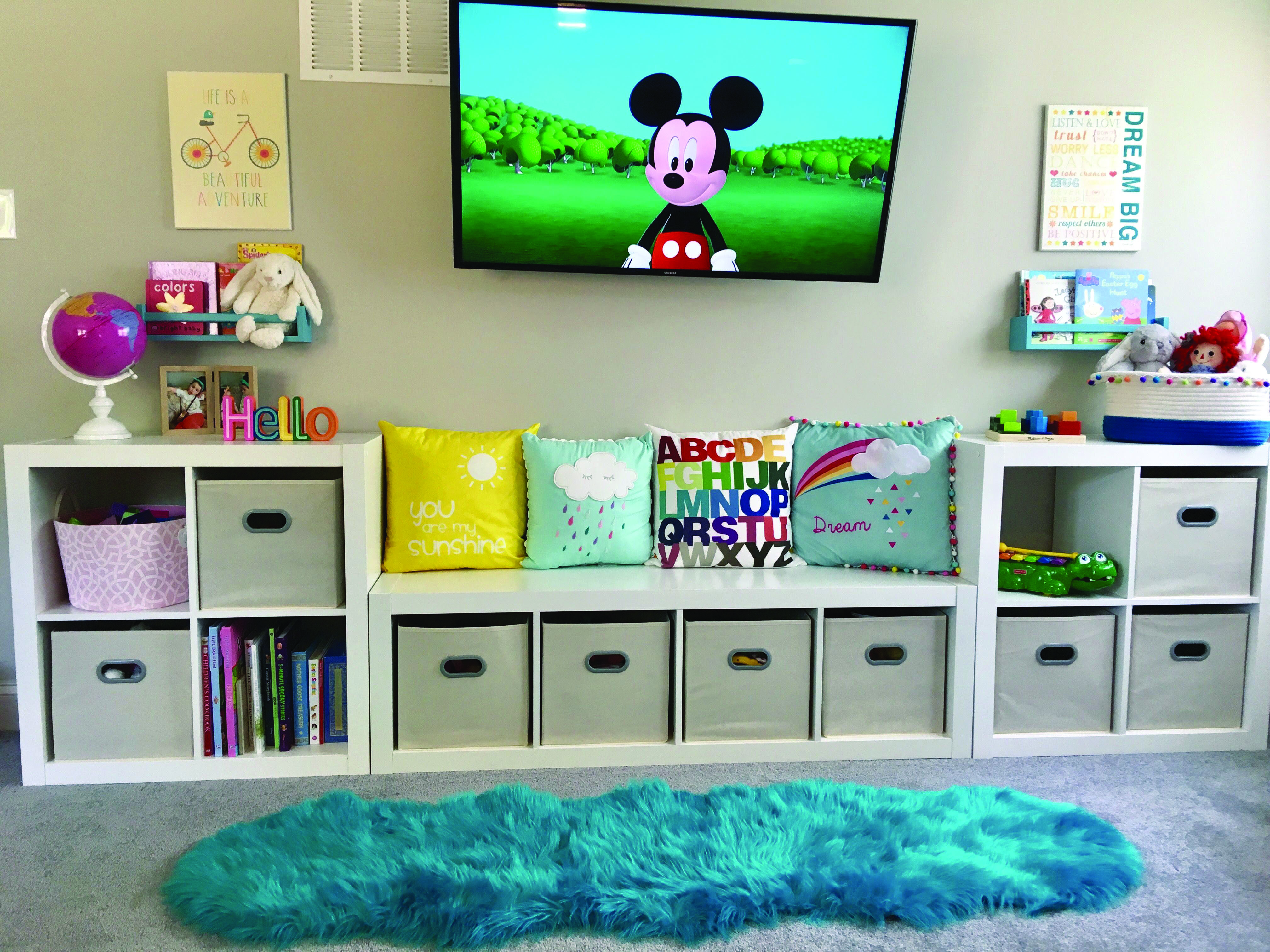 Playroom Suggestions To Spark Imagination And Imagination In Your