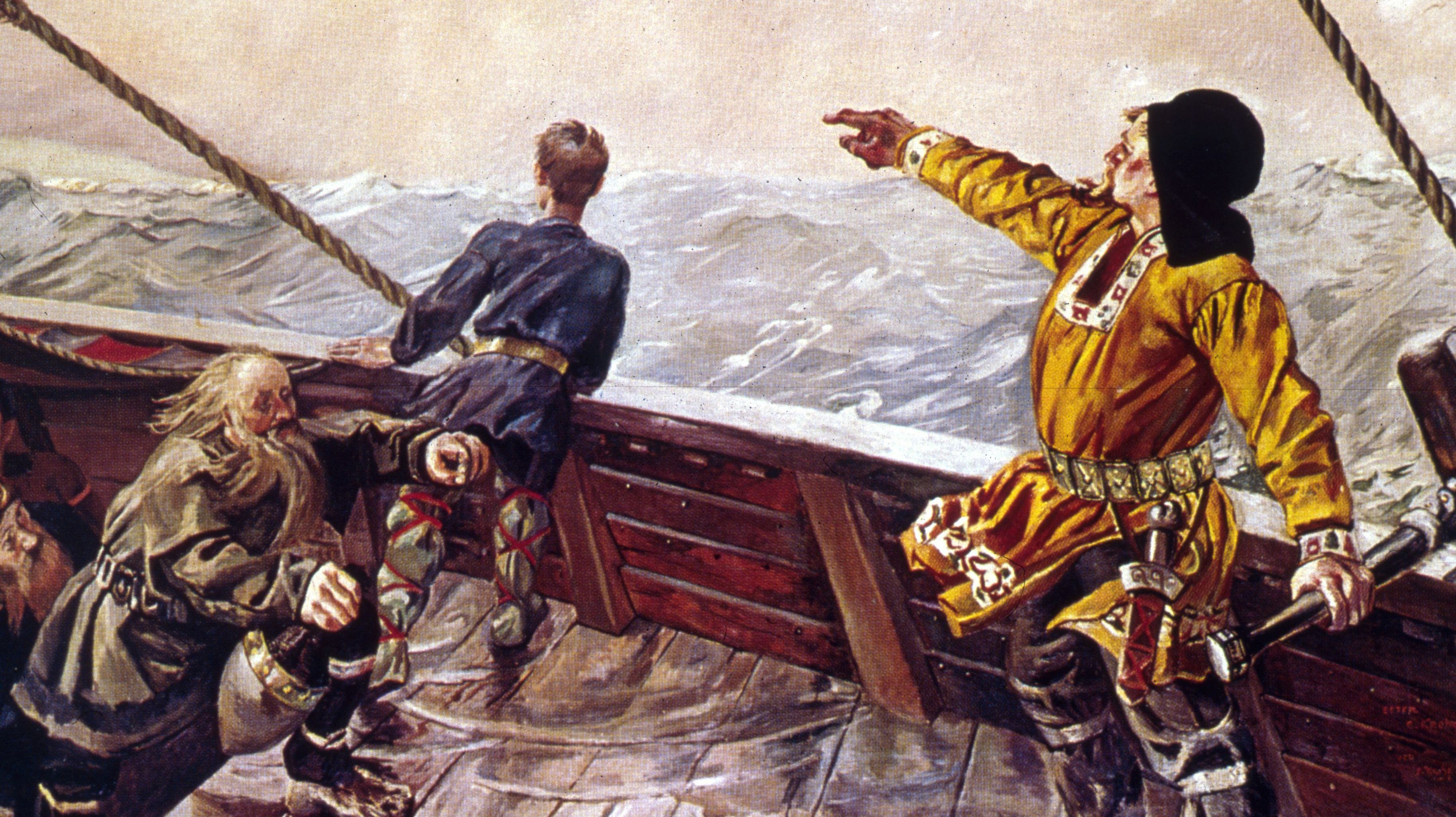 15 Facts About Leif Erikson
