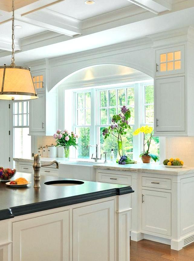 Kitchen Cabinet Valance Nice Cabinets Over Window Best Sink Ideas On Wood Kitchen Window Design Kitchen Design Kitchen Remodel