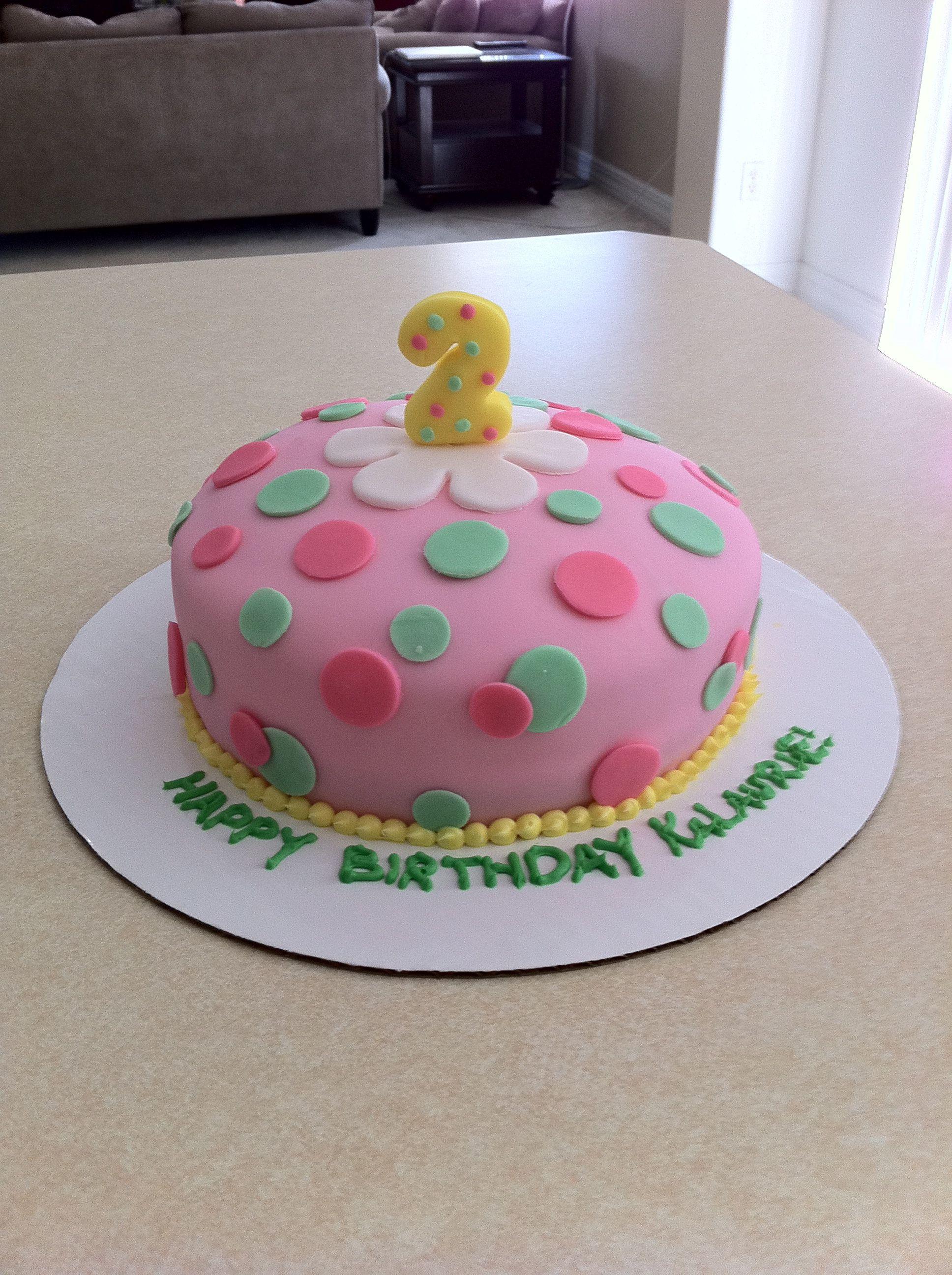 Astounding 2Nd Birthday Girl Girl 2Nd Birthday Little Girl Birthday Cakes Funny Birthday Cards Online Eattedamsfinfo
