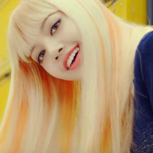 icons  yellow hair yellow aesthetic beauty