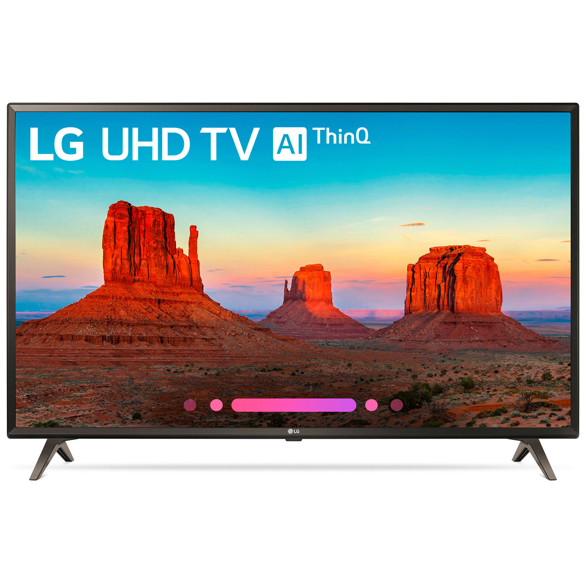 LG Electronics 43UK6300PUE 43Inch 4K UHD LED Smart AI TV