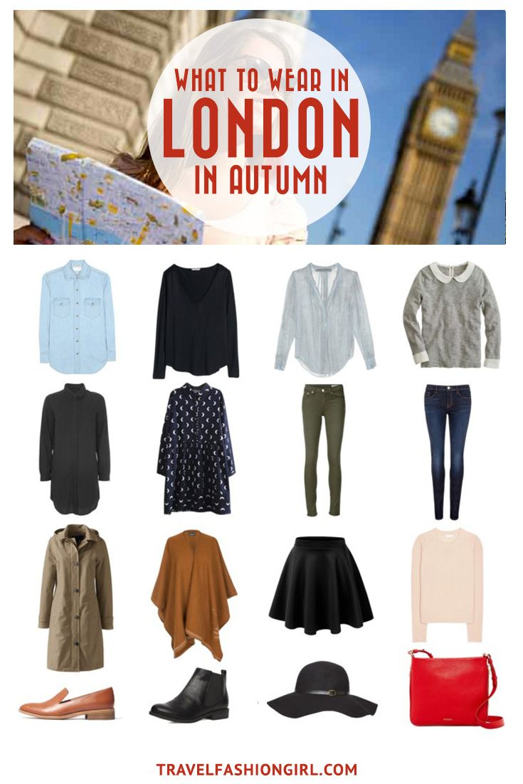 2fe3055da900 Traveling to London or other parts of the UK in Autumn  Use this  comprehensive packing guide to help you pack stylishly light.