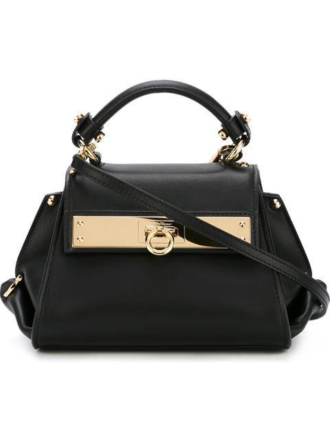 Salvatore Ferragamo Dolce Hand Bag 2018 Unisex Discount 2018 New qe9ofBh