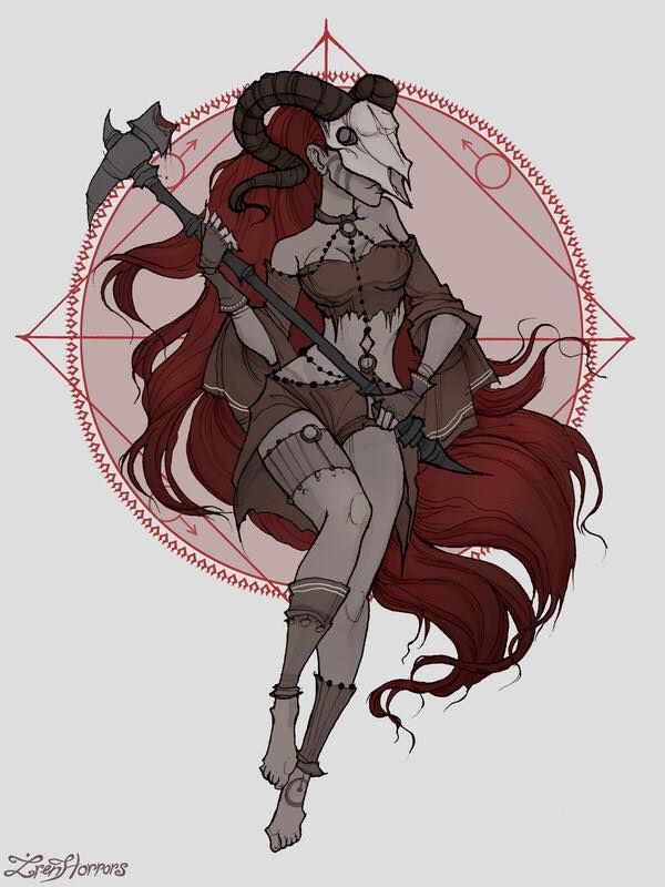 Aries witch