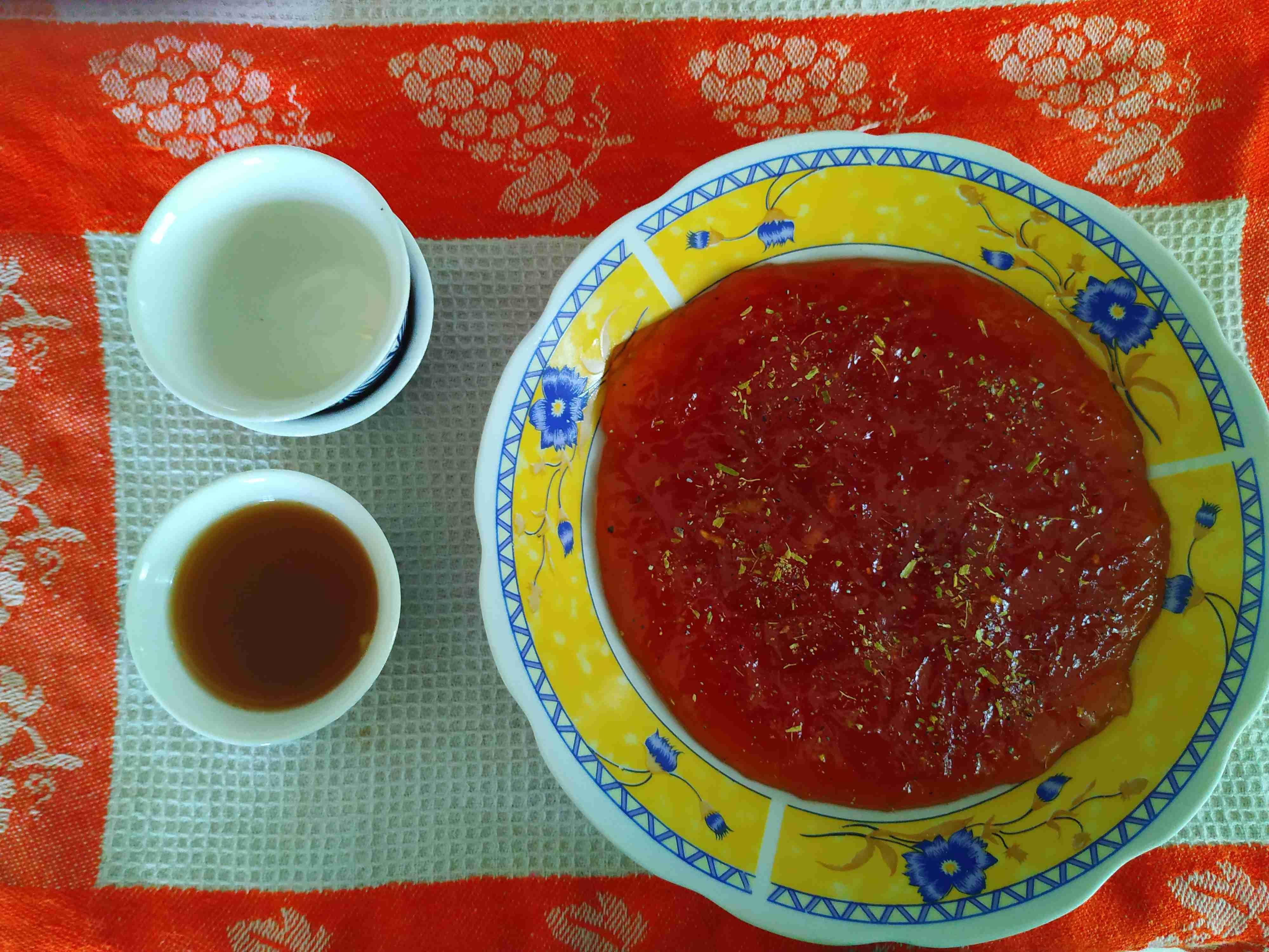 الحلوى الحمراء من الحلويات اليمنية زاكي Recipe Chicken Comfort Easy Chicken Easy Dinner Recipes