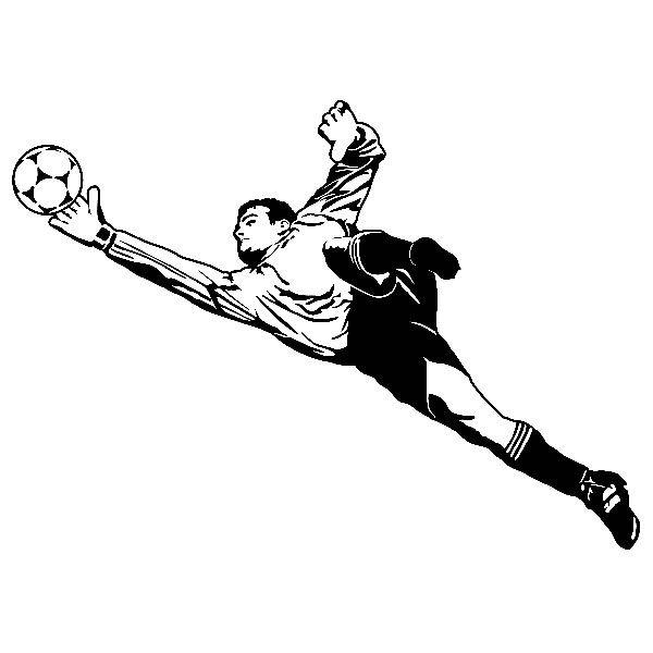 Vinilos Decorativos Portero De Futbol Tatuagem De Futebol Tatoo Futebol Goleiro