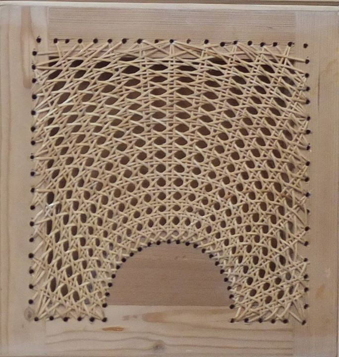 Photos From Grumet Pascale Cannage Grumet Pascale Cannage Paillage Patterned Chair Caning Woven Chair