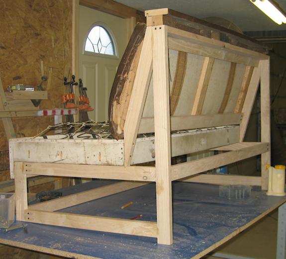 Furniture Repair Re Designing Sofa Framewood