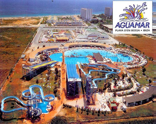 9eada9f10f Aguamar Waterpark. Playa D'en Bossa   Ibiza   Playa den bossa, Ibiza ...