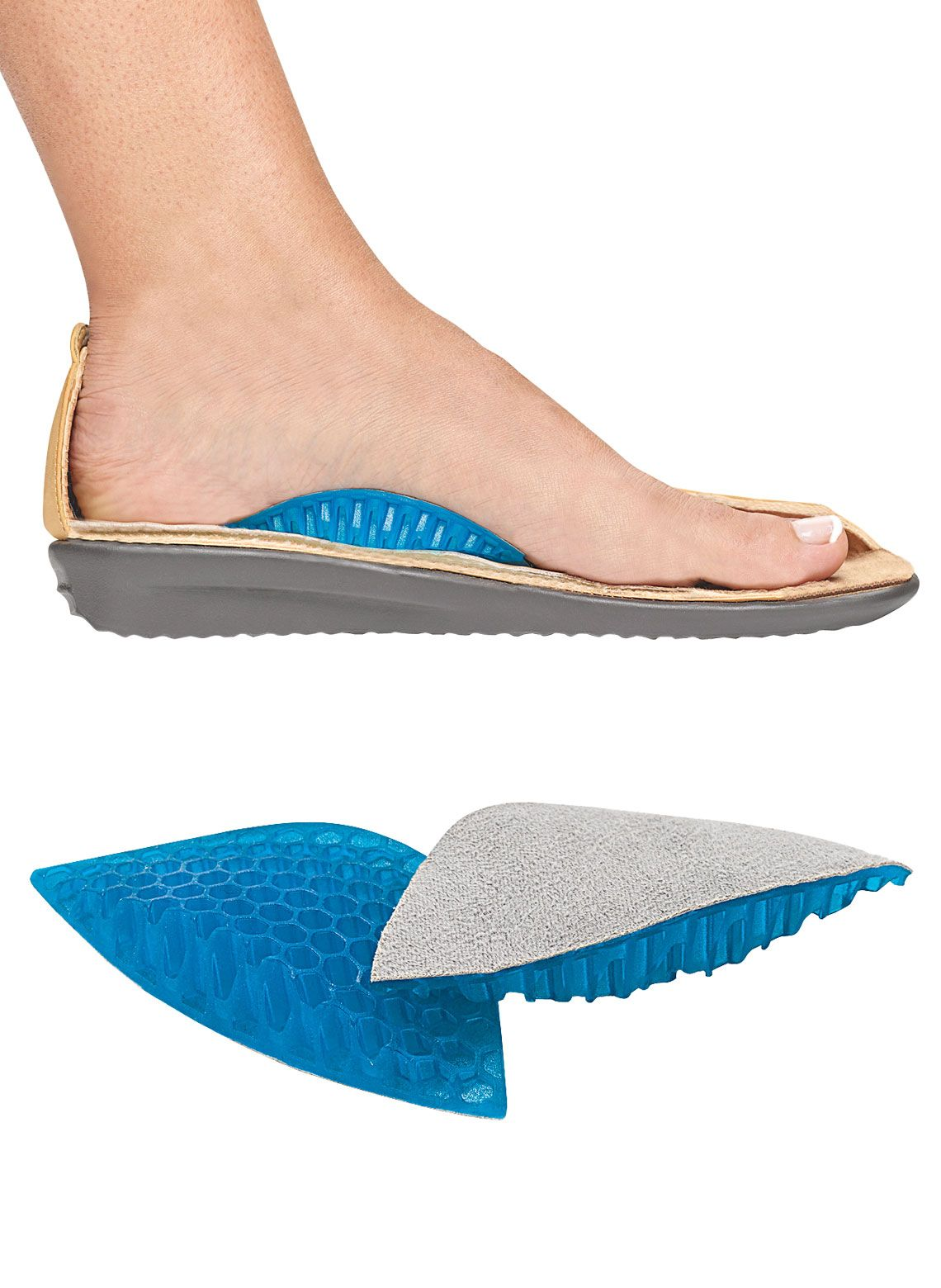 Gel Heel/Arch Support | Shoes for high