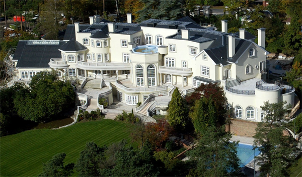 Top 5 Most Expensive Houses In The World Mansions Huge Mansions Luxury Garden