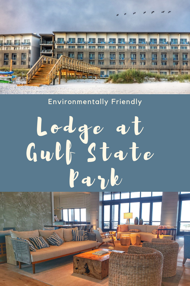 Environmentally Friendly Lodge At Gulf State Is Located