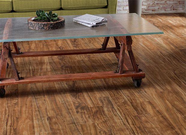 Bismarck Luxury Vinyl Plank View Our Work Carpet World