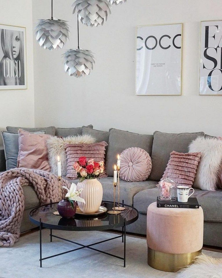 Cozy Romantic Living Room: 62 Comfortable And Cozy Living Rooms Ideas You Must Check