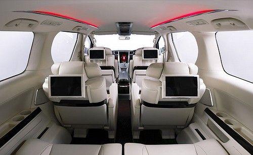Vellfire Interior Toyota Alphard Toyota Dream Cars