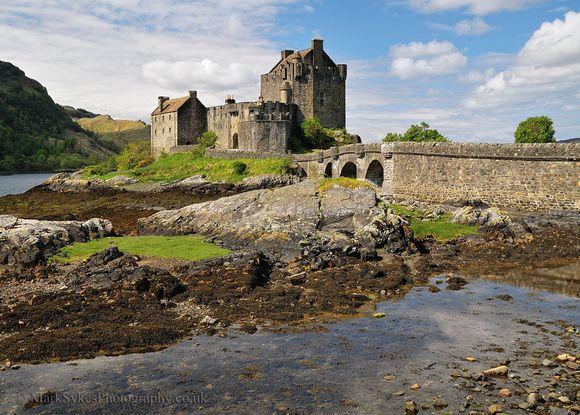 Eilean Donan Castle Scotland ....Mark Sykes Photography UK.
