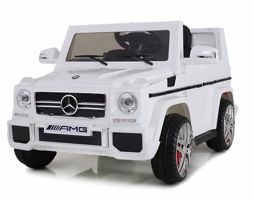 12v 7ah Battery Powered Mercedes Benz G65 Licensed Twin Motor