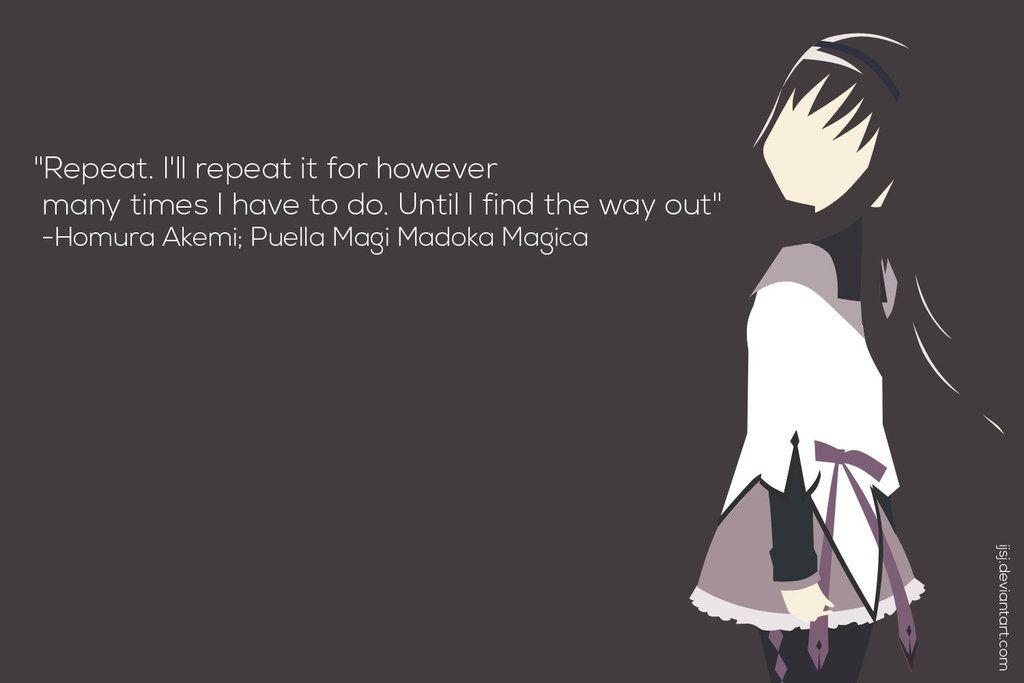Homura Akemi Minimalis...
