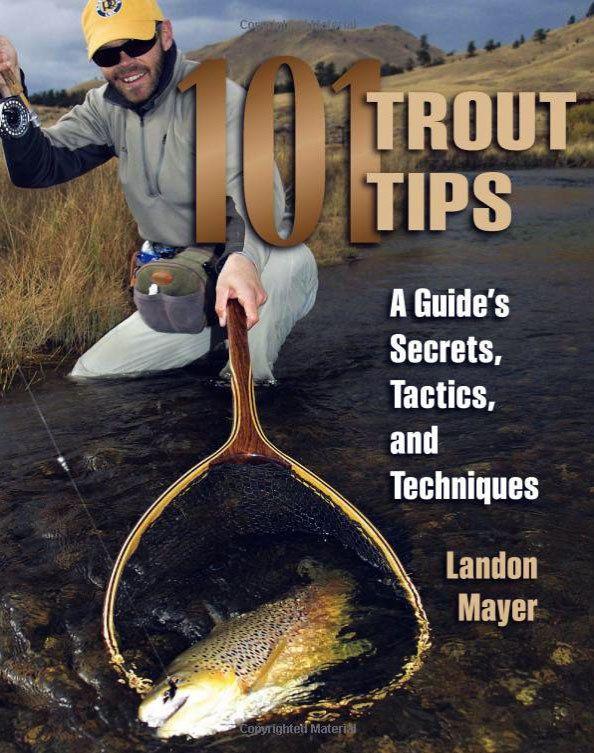 101 Trout Tips: A Guide's Secrets, Tactics and Techniques
