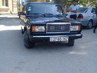 Lada Vaz 2107 Car Turbo Vehicles