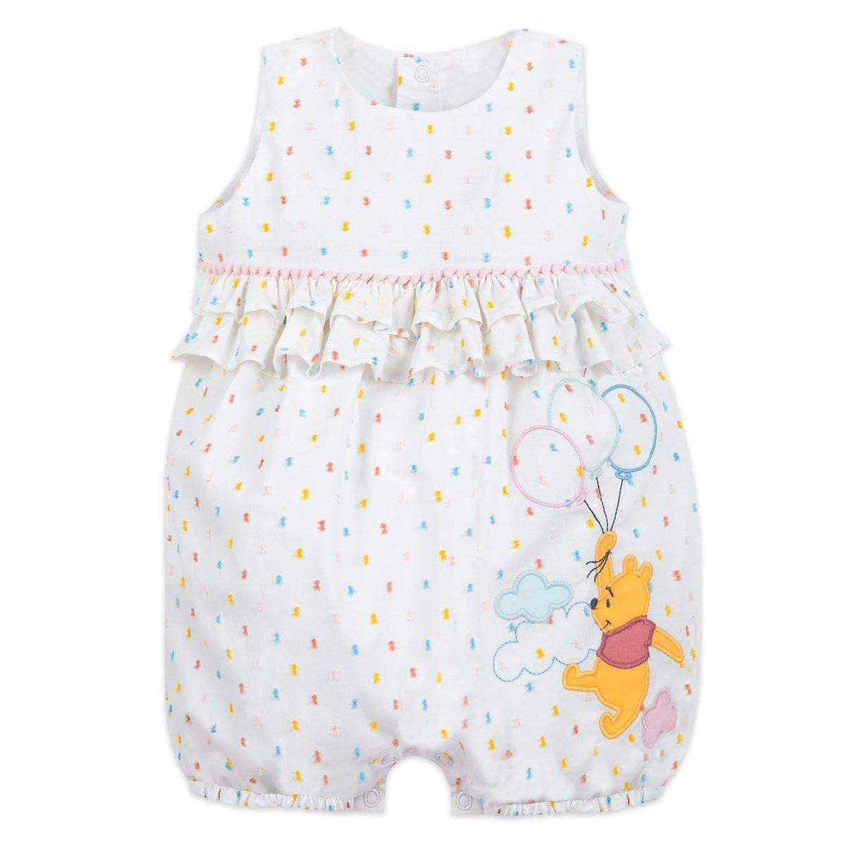 Winnie the Pooh Bubble Romper for Baby shopDisney