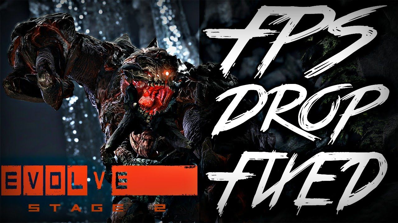 HOW TO FIX EVOLVE STAGE 2 FPS DROP AND LAG TUTORIAL LOW SPEC PC [LAG