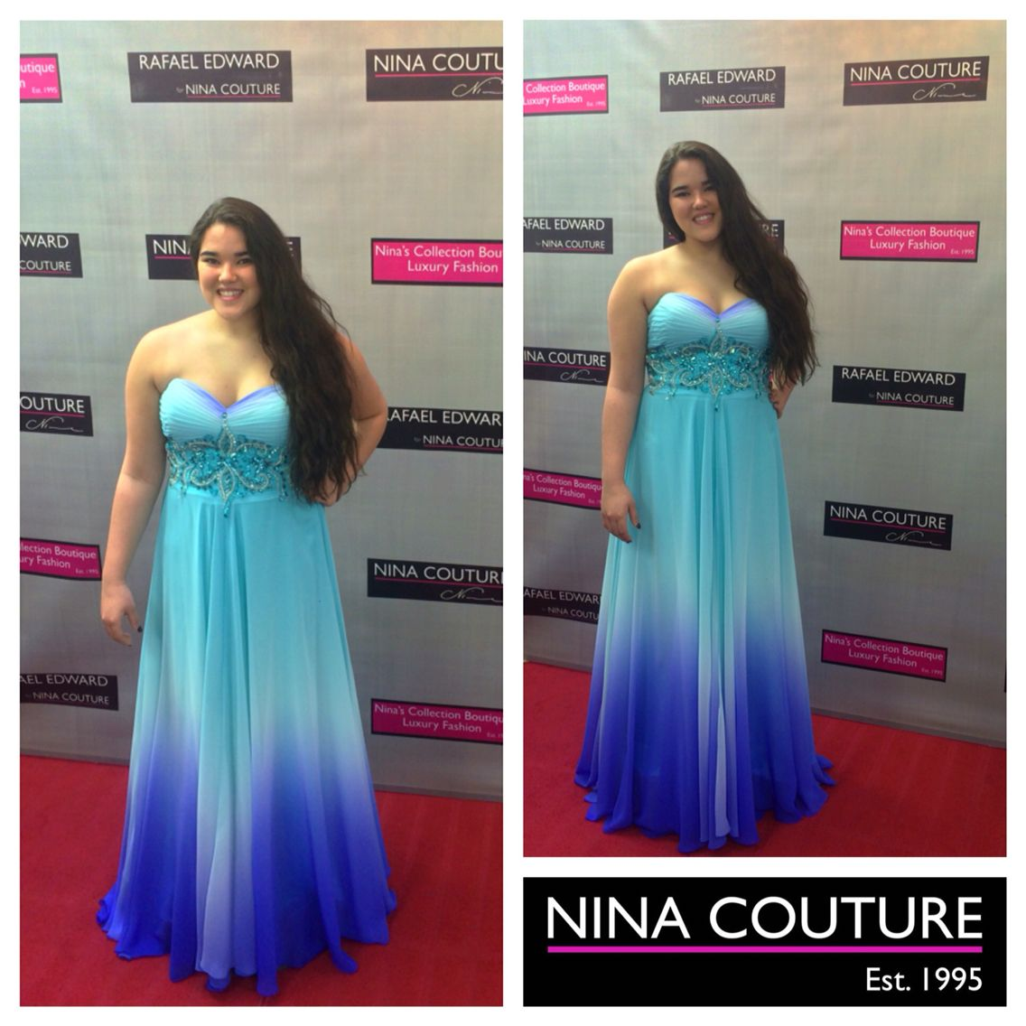 Say yes to the dress with canadian designer nina couture canadas say yes to the dress with canadian designer nina couture canadas largest selection of designer ombrellifo Choice Image