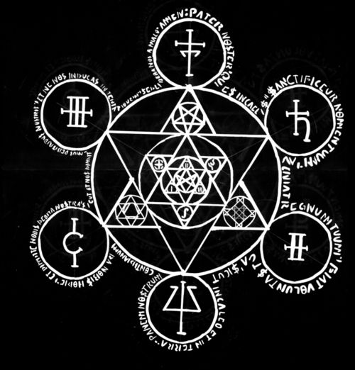 Protection against evil and demons  Symbols