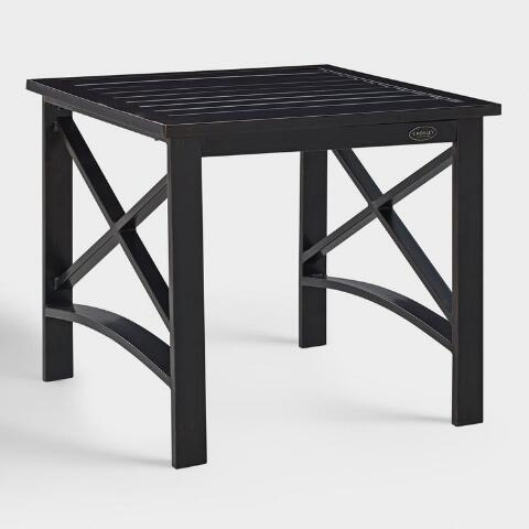 World Market Patio End Table