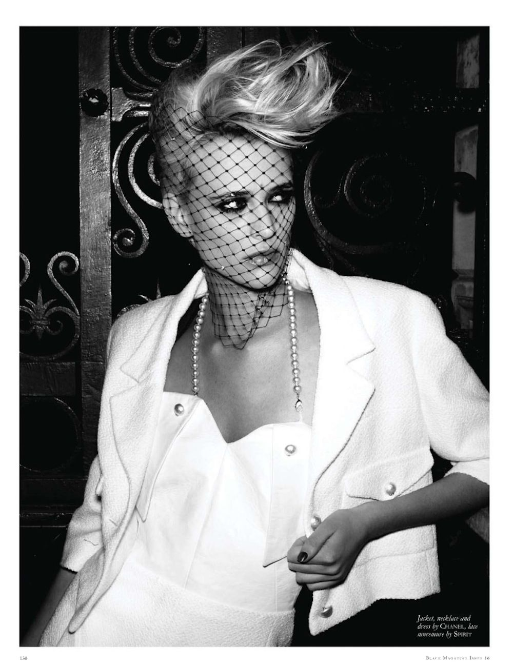 i wanted everything: milou van groesen for black magazine