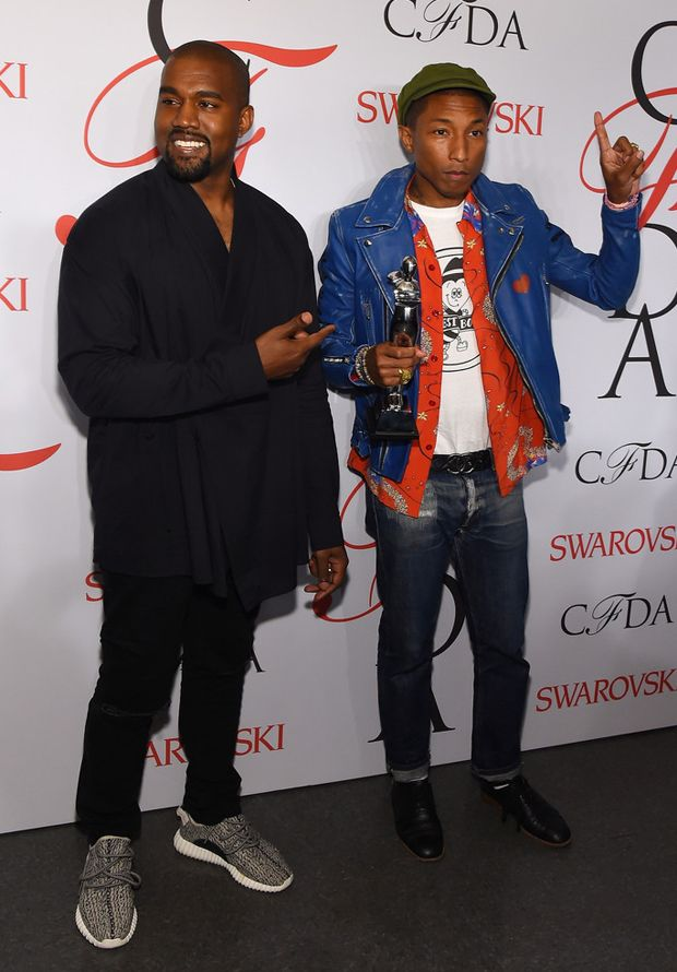 Css Spotlight Kanye West Wearing Adidas Nice Kicks Kanye West Adidas Kanye West Pharrell
