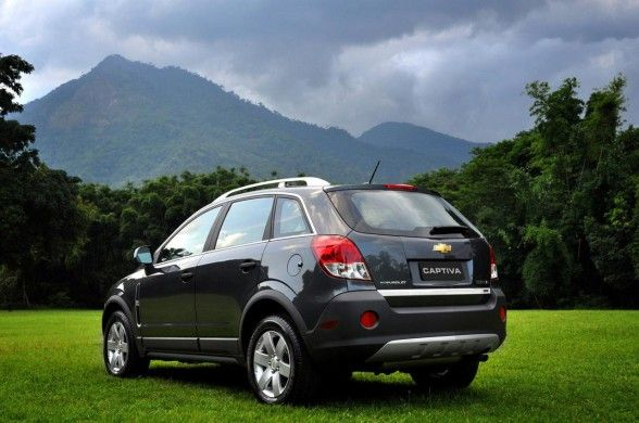 2013 Chevrolet Captiva With Images Chevrolet Captiva Car