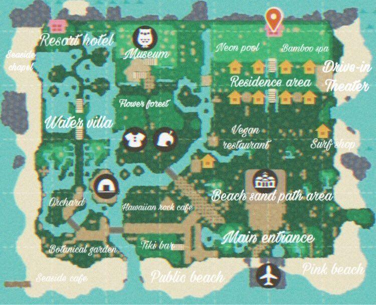 あつ 森 地図