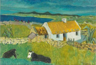 Gerard Dillon (Irish, 1916 - 1971)