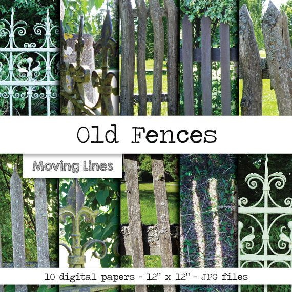 Check out this item in my Etsy shop https://www.etsy.com/listing/220775681/rustic-fence-photography-digital-paper