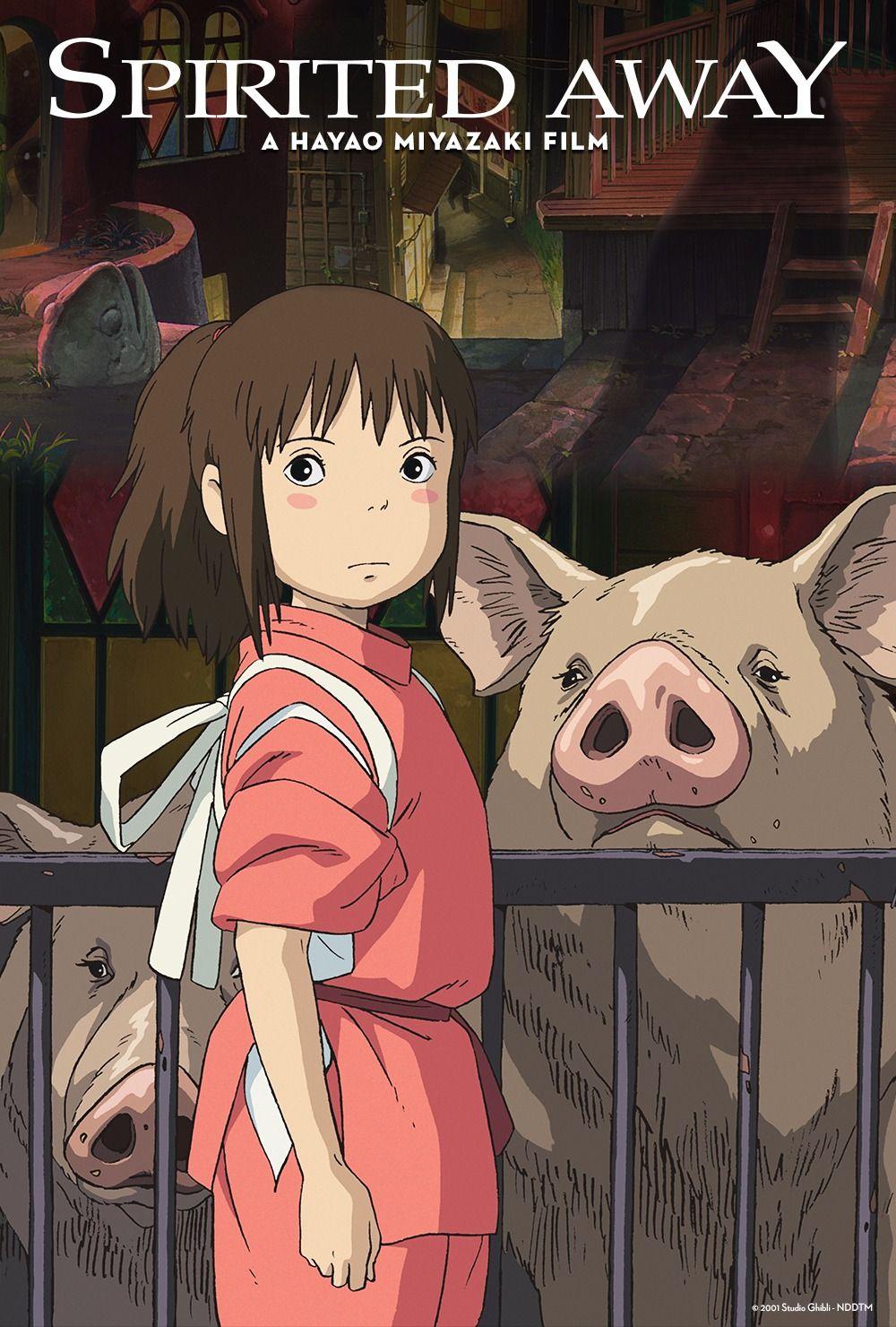 Spirited Away Für Die Kinder Studio Ghibli Movies Studio Ghibli
