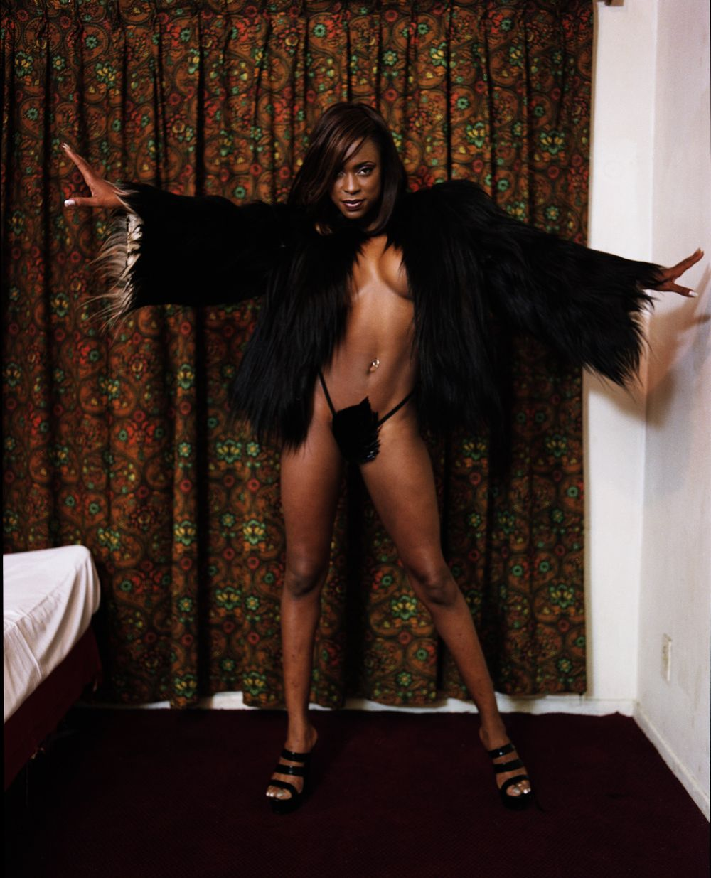 Ebony Midori Star Porn