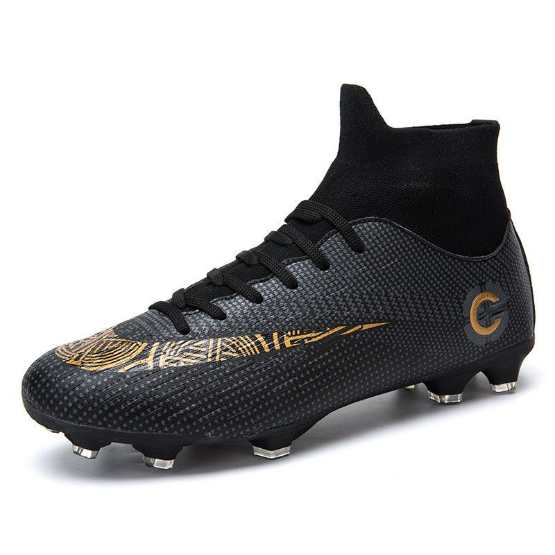 Men Soccer Shoes Cleats Football