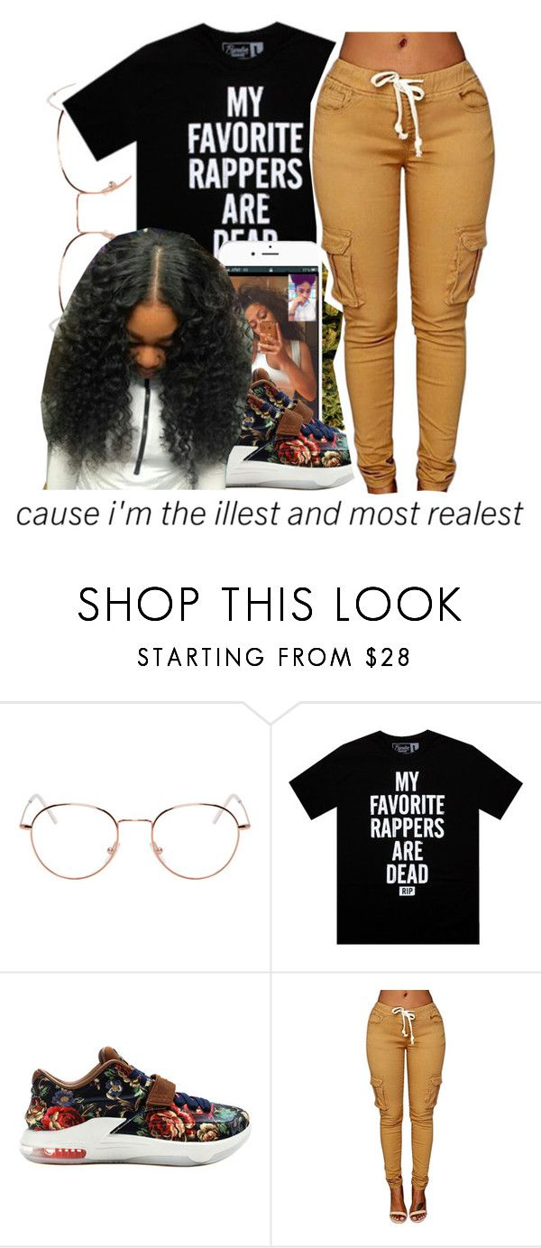 """""""untitled #73"""" by yani122 ❤ liked on Polyvore featuring RetroSuperFuture and NIKE"""