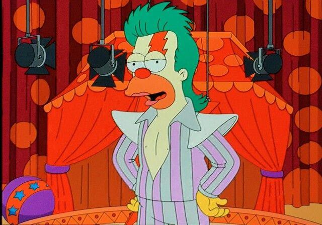 Krusty the Clown Insane