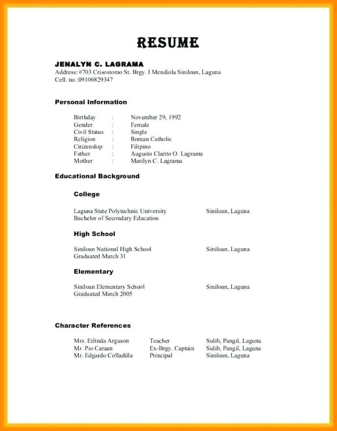 Resume Examples References Resume Examples Resume References Reference Page For Resume Resume Examples