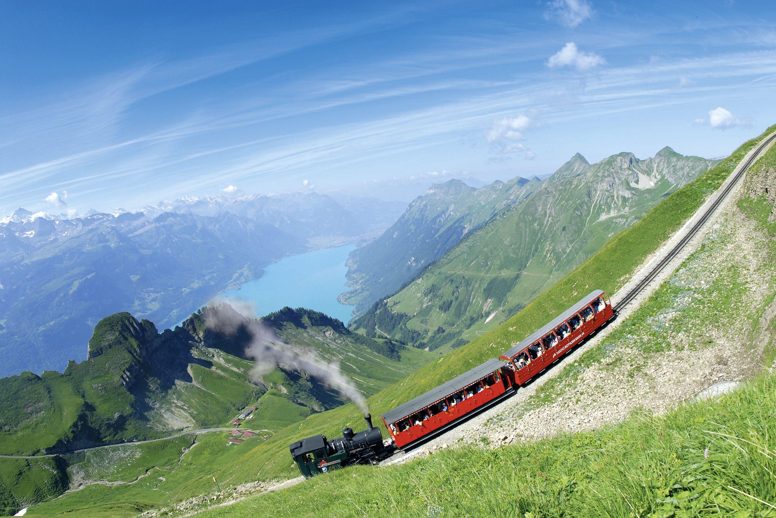 Panoramic Switzerland: Sights and Insights • Leisure Group Travel |  Switzerland tourism, Brienz, Vacation trips